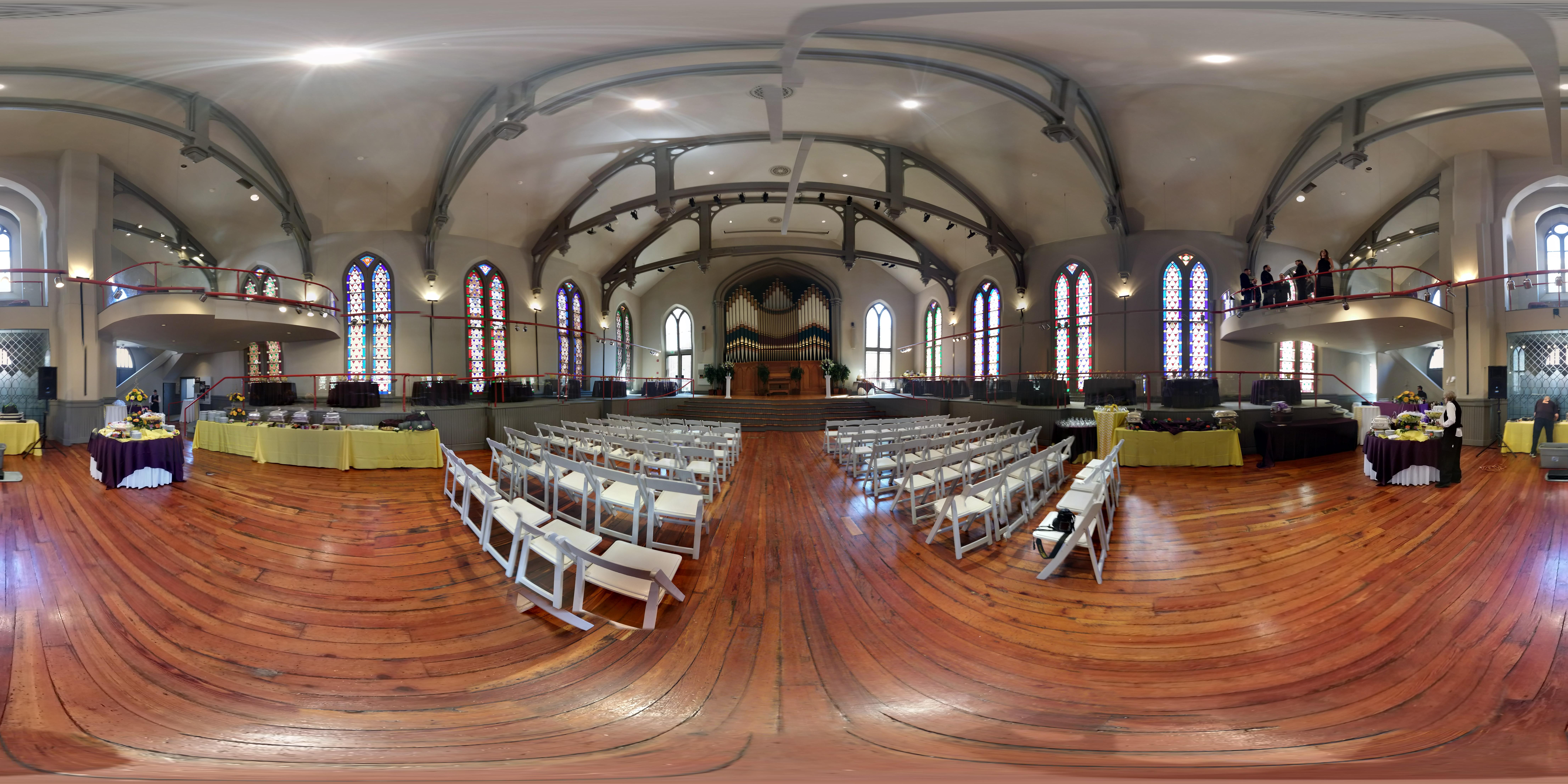 Vr 360 Wedding Ceremony: Annapolis Wedding Photographers